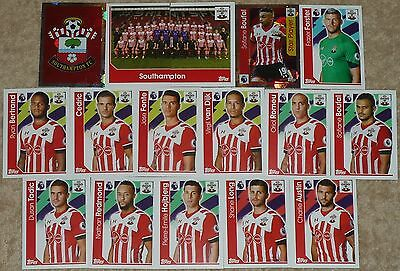 Match Attax 2016//17 complet 18 carte team set Swansea City