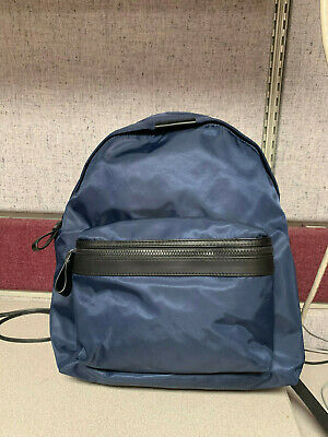"""Navy Unisex /""""When I Was Your Age We Didn/'t Have Backpacks/"""" Packable Backpack"""