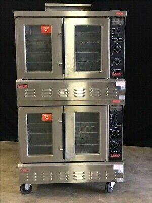 Lang Double Stack Convection Ovens