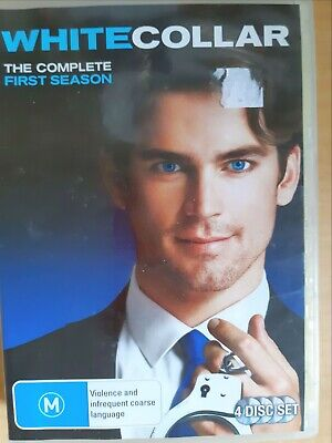 White Collar : Season 1 [ 4 DVD Set ] Region 4, FREE Next Day Post from NSW