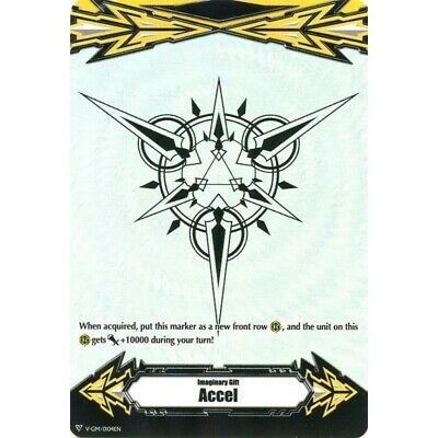 Protect Gift Markers PR English Cardfight Vanguard Near Mint x4 Imaginary Gift