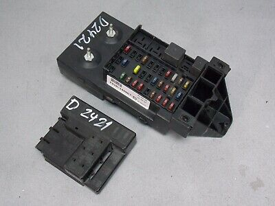 99-00 Ford F250 F350 F-250 Interior Fuse Relay Box Module F81B-14A067-EG