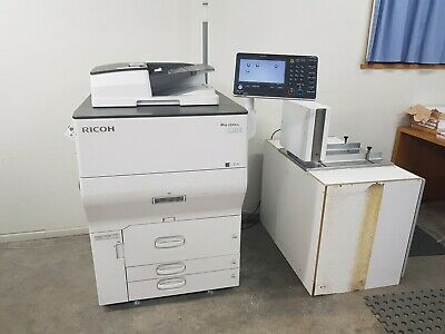 Ricoh C5100S Pro Digital Production Printer With Fiery