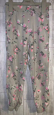 Girls Age 6-7 Years - H&M Loose Fit Summer Trousers