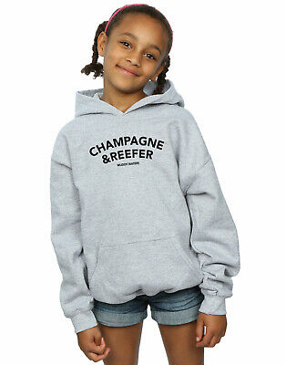 Muddy Waters Girls Champagne And Reefer Hoodie