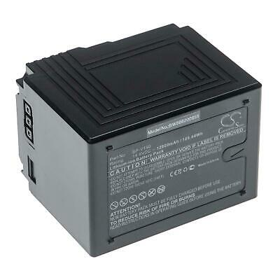 Batterie 12800mAh pour RED Epic, One, Scarlet Dragon