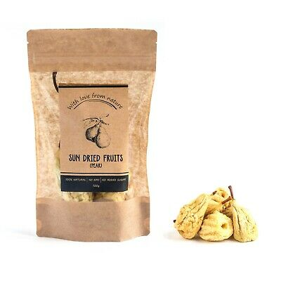 🍐 100% Natural Sun Dried Fruit - Pear - With Love From Nature - Healthy Food
