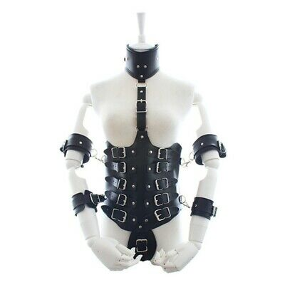 Ultimate Lockdown Leather Cincher BDStyle