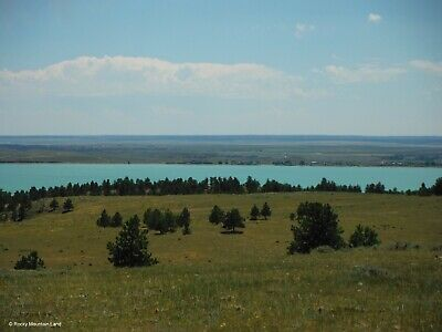 20.13 Acres Wheatland County Montana Lake Views Pasture Trees!