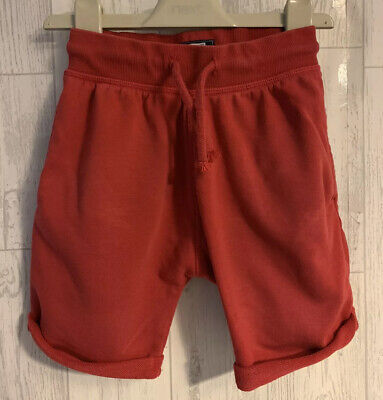 Boys Age 4-5 Years - Next 2019 Red Jersey Shorts