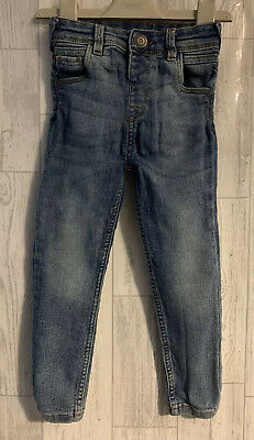Boys Age 3-4 Years - Skinny Jeans