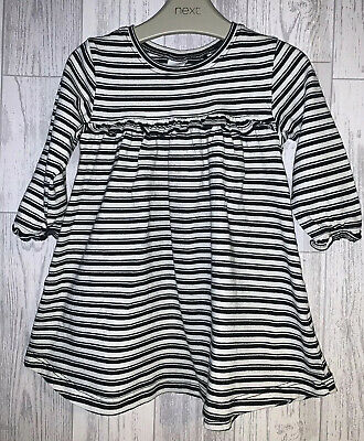 Girls Age 18-24 Months - Next Long Sleeved Dress