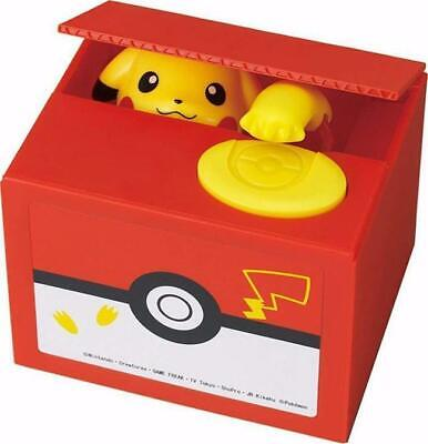 Coin Stealing Pokemon Money Bank