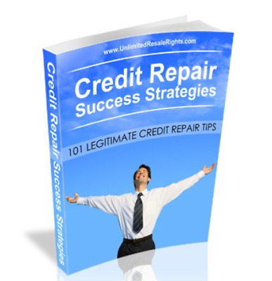 Credit Score Recovery Tips - PDF Course - Credit Repair