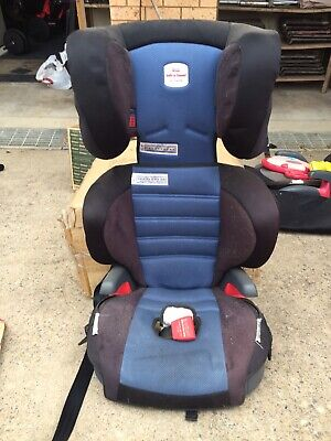 Safe and Sound Car Booster Seats