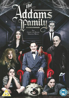 The Addams Family [DVD] *New And Factory Sealed*