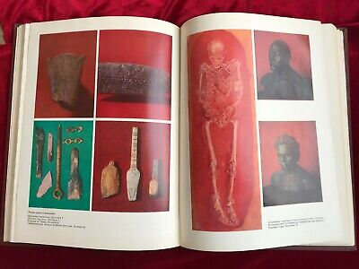 Paleolithic USSR book archeology definition of finds dating Russian language