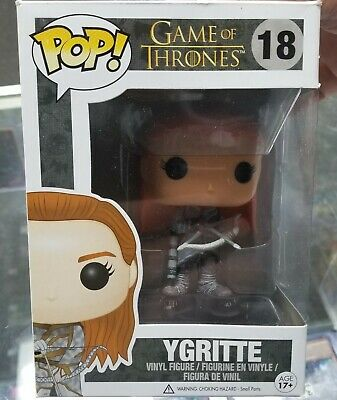 Ygritte Game of Thrones Funko Pop - Vaulted Super RARE