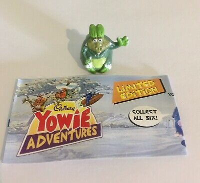 Limited Edition Mini Yowie 'Crag'. RARE