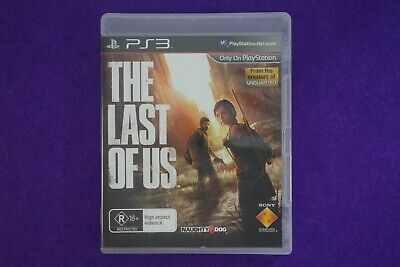 The Last Of Us - PS3 - Fast Postage !!