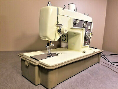 Vintage Sears Kenmore 148.13022 Heavy Duty Sewing Machine with Case