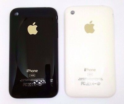 8GB iPhone 3G 3GS Model A1241 Rear Back Cover Housing Replacement