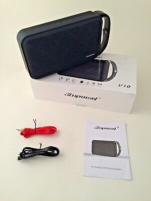 Simpowel V10 - Speaker 20W Portable Wireless Bluetooth Speaker