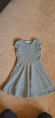 Girls M&S Kids Dress Age 9-10