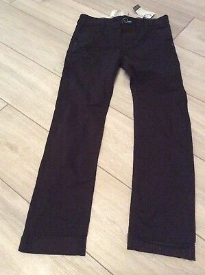Boys Skinny Jeans. Next. Age 12. Black. New With Tag.