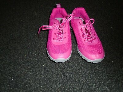 girls mountain warehouse trainers size 13 outgrown