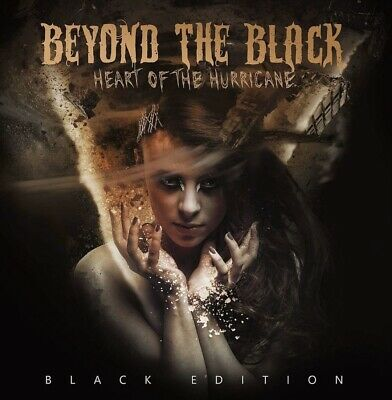 Beyond the Black - Heart of the Hurricane - Black Edition - Doppel-CD