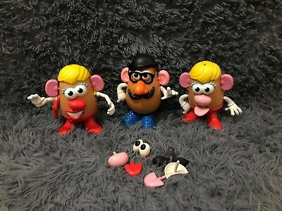 Toy Story Pixar 1985 PLAYSKOOL Mr Potato Head Figure With Removable Parts