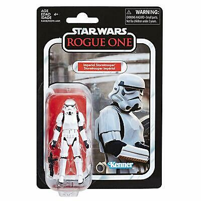 Star Wars The Vintage Collection Rogue One 3.75-Inch Imperial Stormtrooper