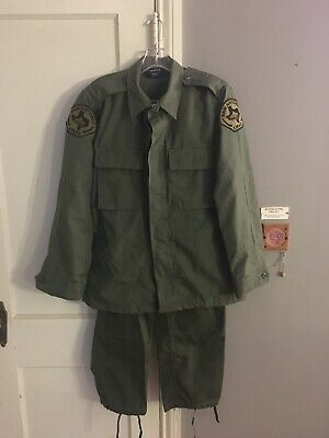 Night Shift TV Show Screen Used San Antonio Police SWAT Tactical Cop Uniform Set