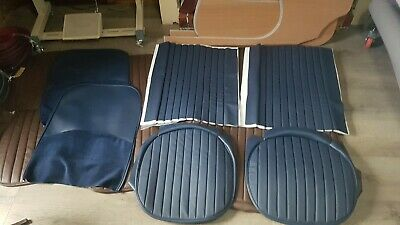 Morris minor pre series 1935 seat covers Leather
