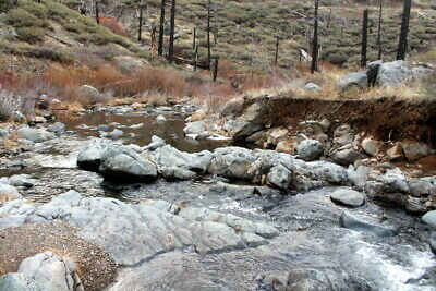 Rich Bar Placer 20 Acre Gold Mining Claim Lights Creek Plumas, Ca Spectacular!!!
