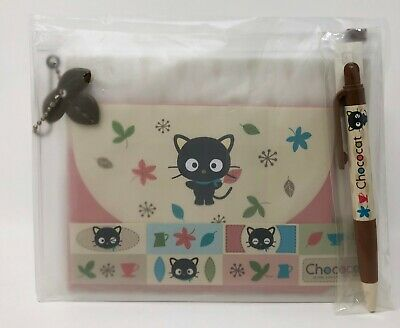 Sanrio Chococat Letterset with Mechanical Pencil ~ 2003