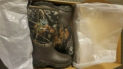 Adult Muck Boots Woody Max Camo Winter Outdoor Waterproof Hunting Boot size 10