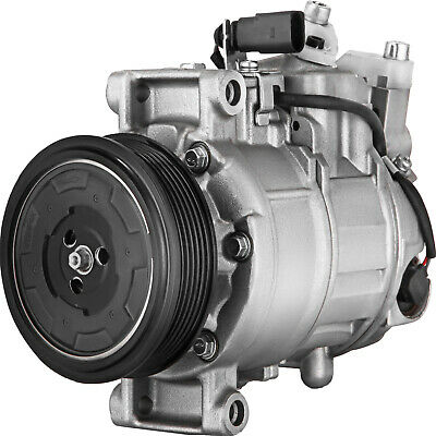 A//C Compressor 2002-2009 for Audi 2006-2010 2011 2012 2013 2014 for VW
