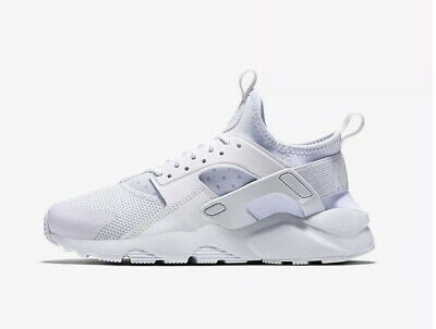 New!! Nike Air Huarache Run White Size UK 6 EUR 40 Trainers!!