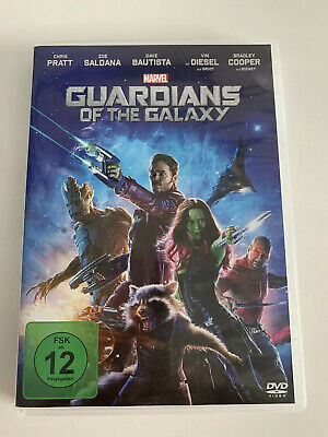 DVD - Guardians of the Galaxy - Vol. 1