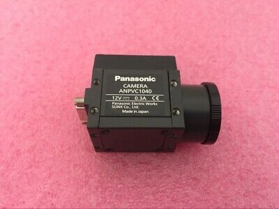 ONE USED FOR PANASONIC ANPVC1040 Camera tested good in condition