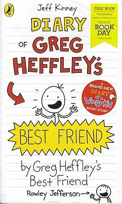 Diary of Greg Heffleys Best Friend: World Book ... - Jeff Kinney - Acceptable...