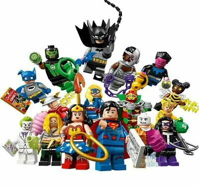 LEGO MINIFIGURES 71026 DC Super Heroes Series Available NOW