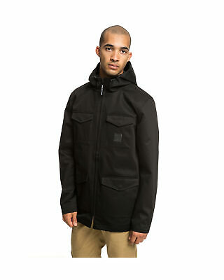 NEW DC Shoes™ Mens Mastaford Water Resistant Hooded Jacket DCSHOES