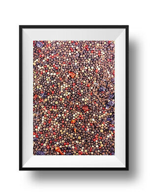 "Poster "" Spice"" 33x48cm. Posters for your kitchen."