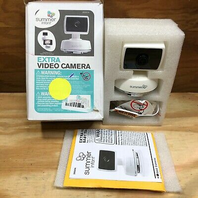 Summer Infant Extra Video Camera - 28060A Open Box