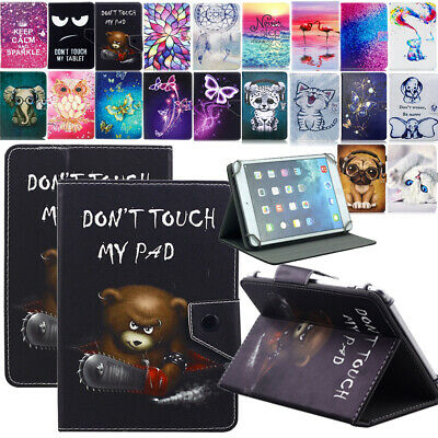 For Huawei  Mediapad T3 T5 M5 10 10.1 inch Tablet - Universal Folding Stand Case