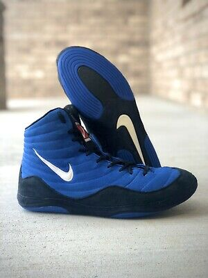 Very Rare Nike OG Reissue Inflict Wrestling Shoes Size 12