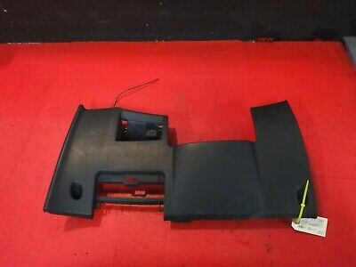 94-01 Acura Integra Under Dash Cover Trim Access Panel Driver Left Side Black